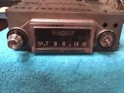 1958 Chevy Radio