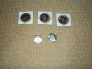 5 LIMITED EDITION NHLPA HOCKEY GREATS COIN COLLECTION, LEMIEUX