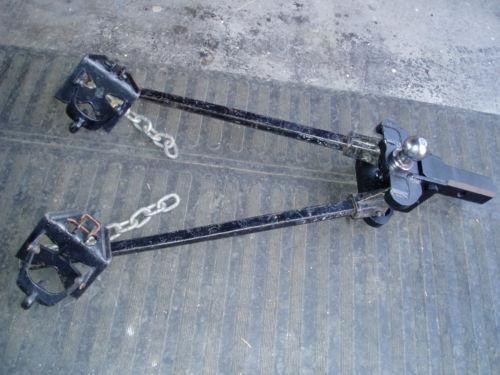 hayman reese weight distribution hitch manual