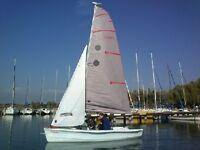 Dériveur Laser Bahia 15,5 pieds 2010