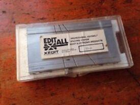"""EDITALL ECA-2 splicing block 2"""""""