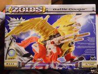 ZOIDS small folder catalogue hasbro
