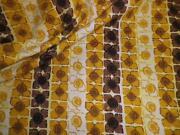 Vintage 1950s Fabric