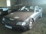 Mercedes SL Breaking