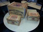 Budweiser Crate