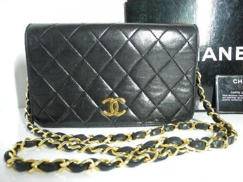 Vintage coco chanel purse