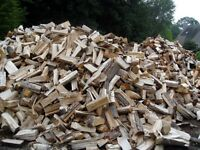 Quality Dry Firewood For Delivery