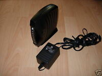 MOTOROLA SB5101 AND SB5100 CABLE MODEMS + AC ADAPTERS BEST OFFER