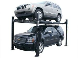 ATLAS GARAGE PRO 8000 EXT - 4 POST LIFT $3,295.00 - CLENTEC