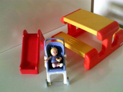 Vintage little tikes ebay for Playskool kitchen set