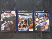 PS2 Need for Speed Bundle