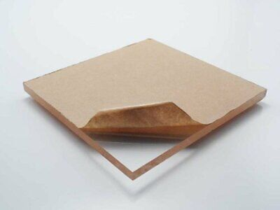 Polycarbonate Lexan Clear Plastic Sheet 14 X 24 X 48