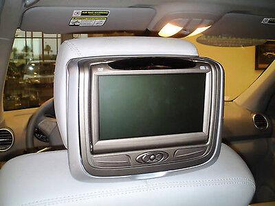 Mercedes-Benz Gl Klasse X164 X166 Doppel Screen DVD Unterhaltung System Brandneu