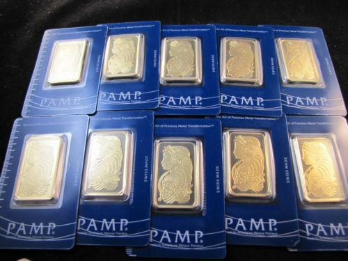 100 Oz Gold Bar Ebay