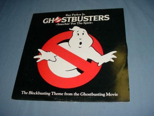 Ghostbusters Record Ebay