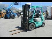 Pneumatic Forklift