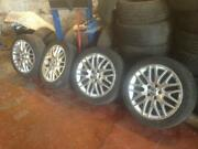 Vauxhall Vectra Alloy Wheels
