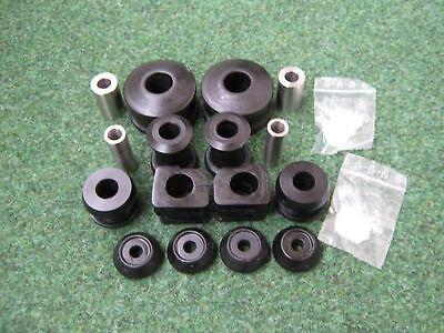 Vorderachsset Polyurethan PU Lager Passat 35i syncro 24mm schwarz