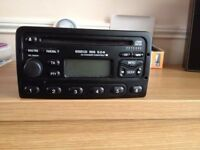 Ford 6000 CD player radio stereo with code