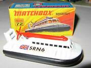 Matchbox Hovercraft