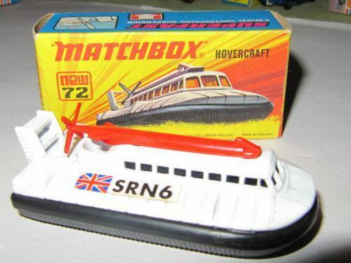 Matchbox hovercraft ebay solutioingenieria Image collections