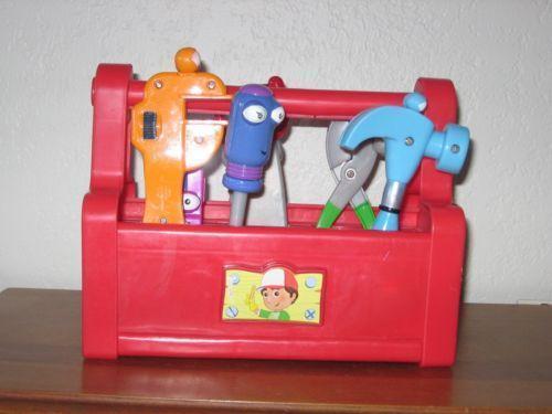 Handy Manny Talking Tools | eBay