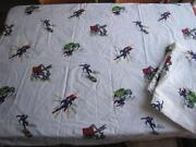 Superman Twin Sheets