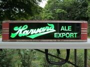 Vintage Metal Beer Signs
