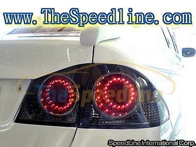 06 07 08 09 10 11 HONDA 8th CIVIC FD Smoke LED Tail Rear Lamp Hybrid  FD1 FD2