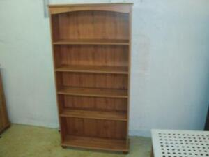 mexican pine bookcases - Pine Bookshelves