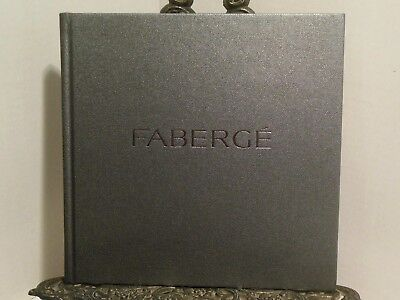 Used, RARE LN Faberge BOOK 2012 Collections Couture Egg Pendant Earrings Jewelry Watch for sale  Kalamazoo