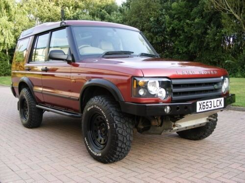 2000 X Land Rover Discovery Td5 Es Auto Modified For Off
