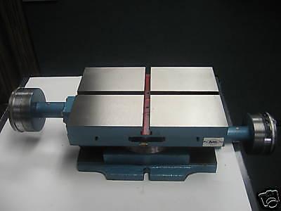 Compound Slide Table W.swivel Table 8x8 Heavy Duty Cst-200