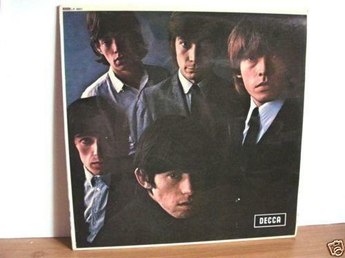 Rolling Stones First Album Ebay