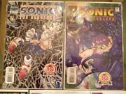 Sonic The Hedgehog Comic Lot