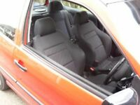 RECARO SEATS: AUDI A3/ VW GOLF MK4 GTI, SEAT LEON, SKODA FREE REAR SEATS INCLUDED £130