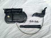 Ford Spare Tire Winch