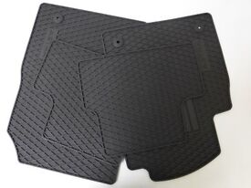 Vauxhall Astra J rubber mats set of 4. Brand new