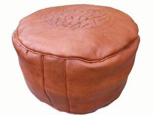 Leather Footstools Ebay