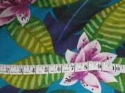 Hawaiian Upholstery Fabric