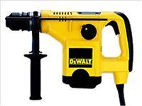 Dewalt 570 sds drill breaker 110 v £180 Ono