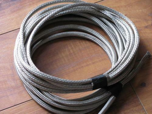 Braided Copper Cable : Tinned copper braid business industrial ebay