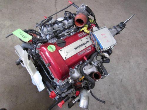Sr20 Engine