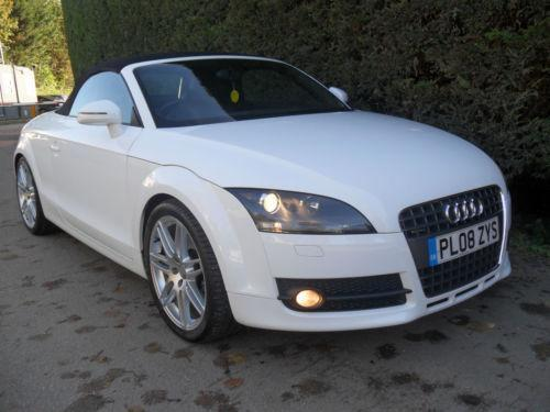 audi tt roadster diesel ebay. Black Bedroom Furniture Sets. Home Design Ideas