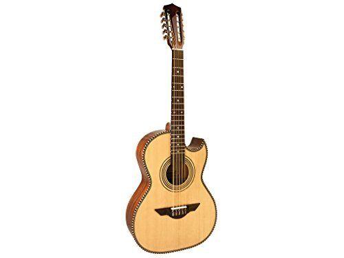 H. Jimenez El Estandar Acoustic Bajo Quinto Natural
