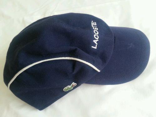 9a98ecbdfea Lacoste Hat