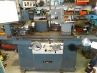 JONES & SHIPMAN 1302 UNIVERSAL CYLINDRICAL GRINDING MACHINE