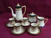 Noritake Coffee Set