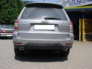 Subaru Forester Sportauspuff