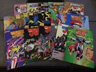 Dynamo Comic Book Collections